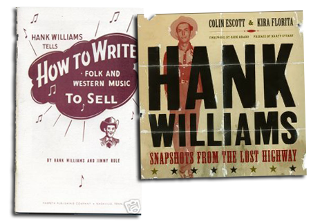 Hank Williams boeken
