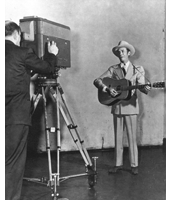 hank williams | WSM television 1952